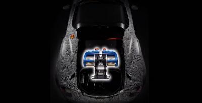 Un propulsore elettrico Yamaha per l'Alfa Romeo 4C