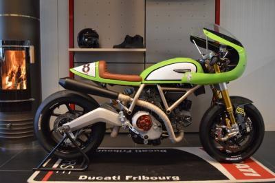 Le foto di tutte le Scrambler Ducati special in gara al Custom Rumble 2020