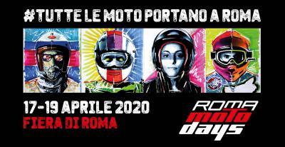 Roma Motodays 2020: info, orari e prezzi dei biglietti