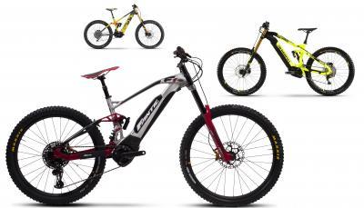 Fantic, Haibike e Husqvarna: tre E-bike per fare downhill