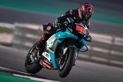 Quartararo il più veloce nel day 2 dei test in Qatar