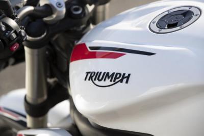 Triumph sposta l'intera produzione in Thailandia, in Inghilterra cresce l'R&D