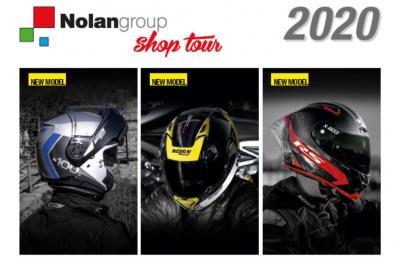 Nolan attraversa l'Italia con lo Shop Tour 2020