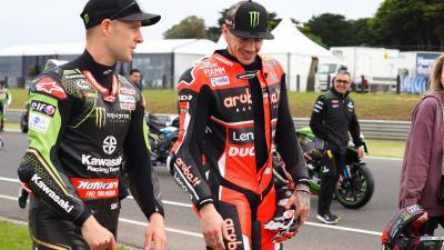 """Rea in MotoGP con Ducati. Il pilota: """"Non ne so nulla"""""""