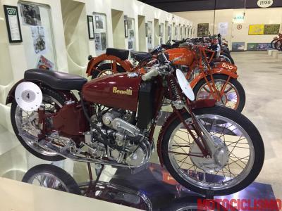 Museo Morbidelli: le moto andranno all'asta