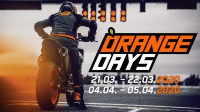 KTM Orange Days: Duke e Adventure 2020 in prova
