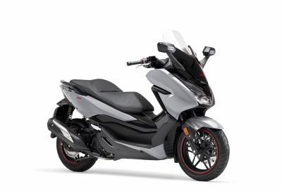 Honda presenta il nuovo Forza 300 Limited Edition