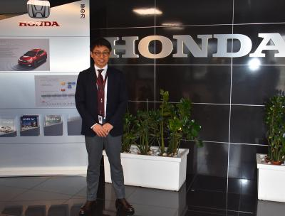 Yusuke Kondo nuovo presidente di Honda Motor Europe Italia