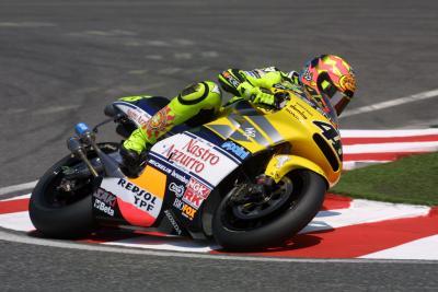 """Rossi: """"La 500 2T era una moto fuori da ogni logica!"""""""