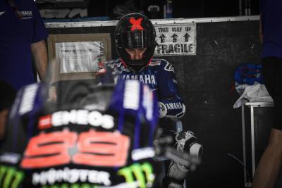 Ufficiale: Jorge Lorenzo sarà in gara a Barcellona