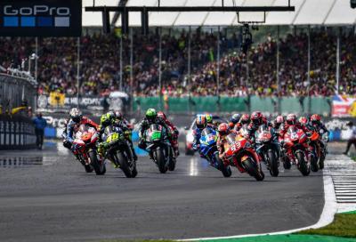 Il Coronavirus modifica il calendario della MotoGP