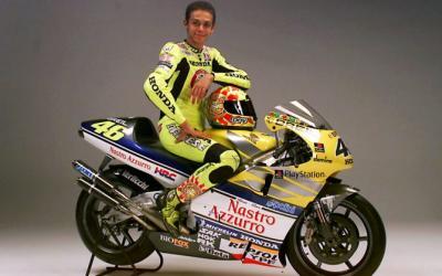 """Rossi: """"Indimenticabile l'esordio sulla Honda nel 2000. Che gara in Sud Africa"""""""