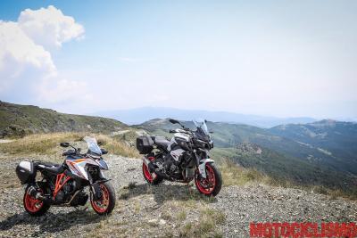 """Orribile estetica di Yamaha e KTM"""