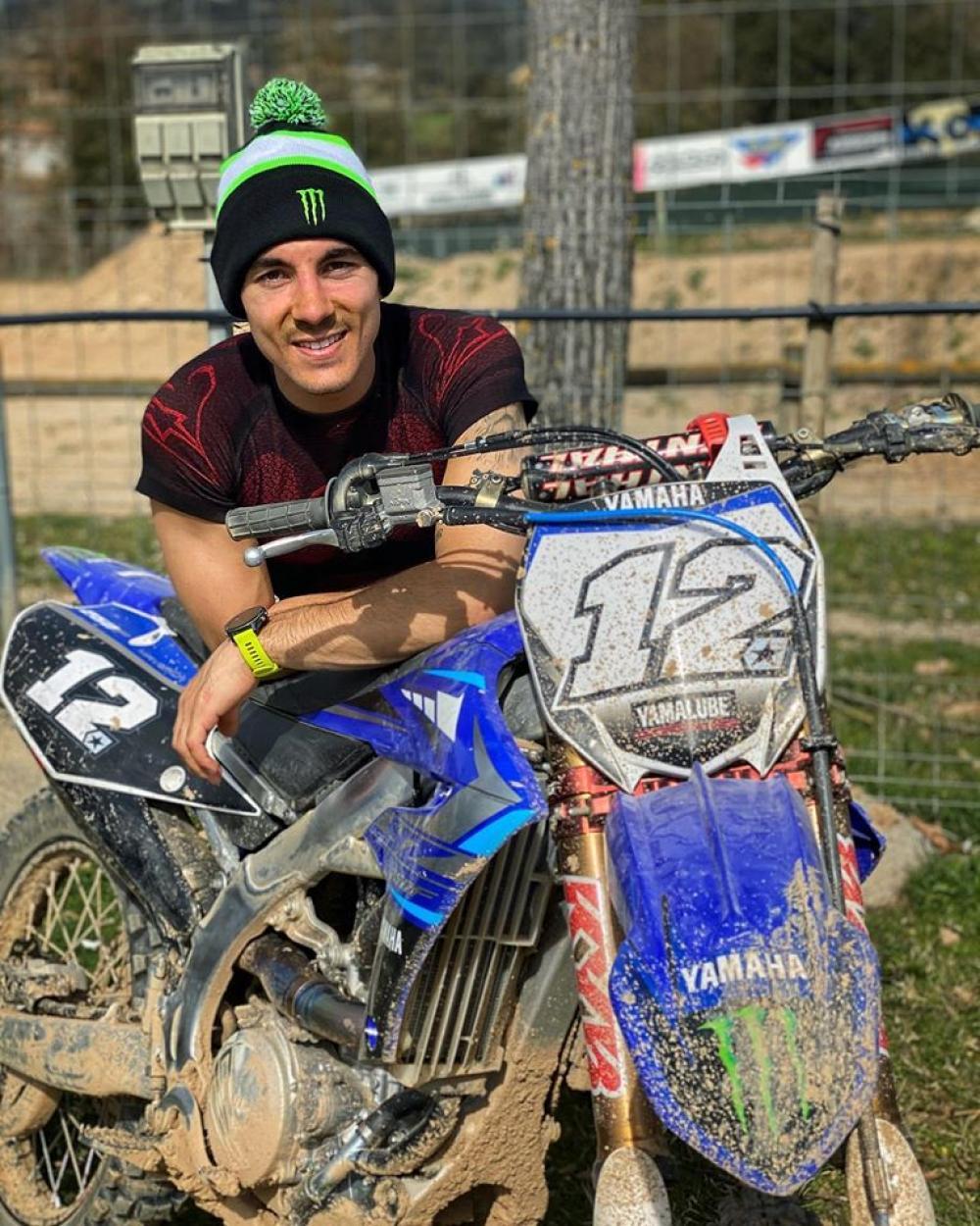 MotoGP | Spavento Viñales: incidente in MX, passa la notte in ospedale