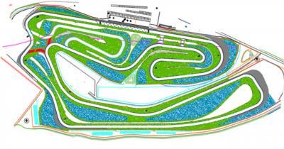 Il Circuito di Cervesina raddoppia e supera i 5 km