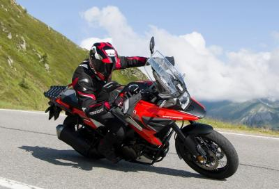 """Suzuki: """"La nuova V-Strom è più vigorosa a tutti i regimi"""""""