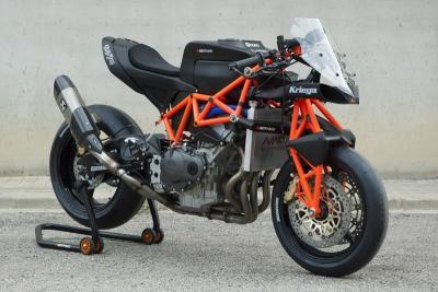 Bottpower Morlaco, una sportiva stampata in 3D