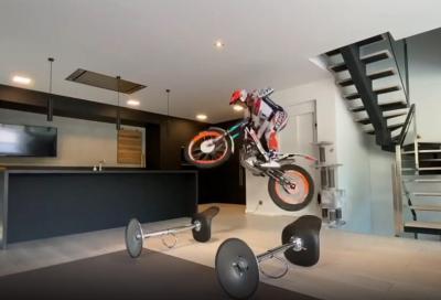 Voglia di moto durante la quarantena? Toni Bou ha la soluzione!