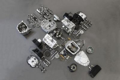 110 kg di alluminio e acciaio: nel cuore del Boxer BMW di 1.800 cc