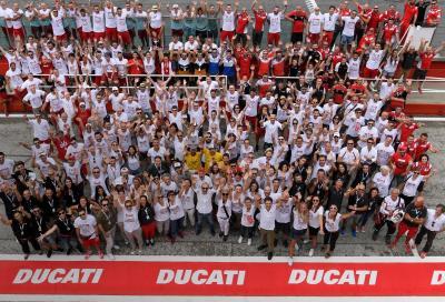 World Ducati Week, si va al 2021