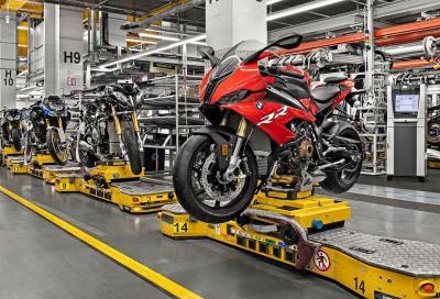 BMW ferma lo stabilimento produttivo di Berlino