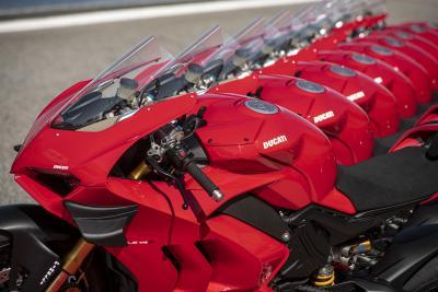 Ducati cresce, nuovo record di vendite. A trainare sono Panigale e Multistrada