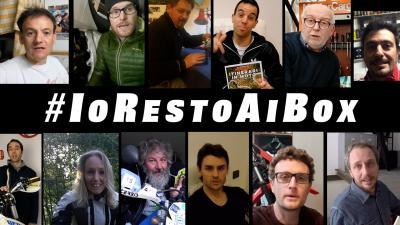 #IoRestoAiBox, partecipa al contest di Motociclismo