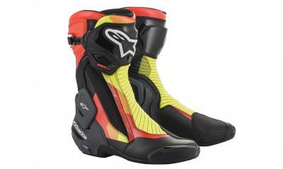 Alpinestars presenta gli stivali SMX Plus v2
