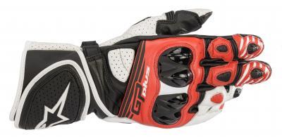 GP Plus R v2, i nuovi guanti racing di Alpinestars