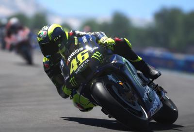 La prima gara della MotoGP 2020 si corre… online!