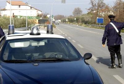 Multe fino a 4.000 euro per chi viola le restrizioni in moto