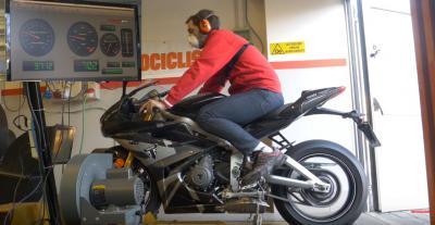 Triumph Daytona Moto 2 765 Limited Edition: le prestazioni reali