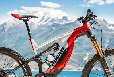 La gamma e-bike di Ducati: foto, prezzi, taglie e dettagli tecnici