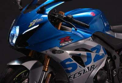 """Nuova livrea """"Ecstar"""" per la Suzuki GSX-R1000R"""