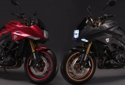 Nuovi colori rétro per la Suzuki Katana
