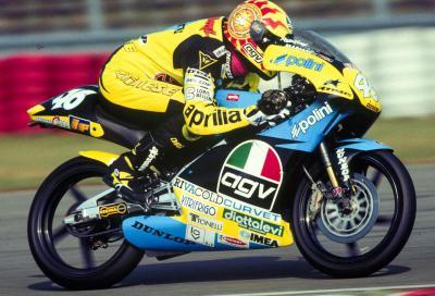 31 marzo 1996: l'esordio di Rossi nel Motomondiale