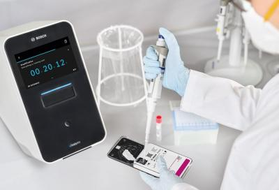 Bosch sviluppa un test rapido per il Coronavirus