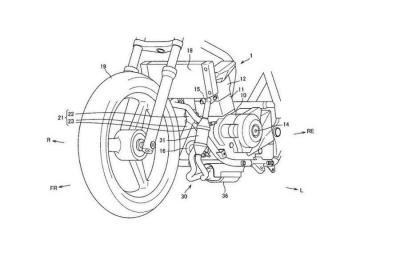 Suzuki deposita il brevetto di un nuovo motore