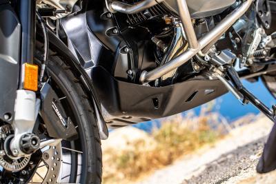 Wunderlich, protezione motore e collettori per BMW R 1250 GS