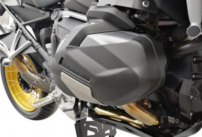 """Wunderlich: protezione coperchio valvole e cilindro per BMW """"1250"""""""