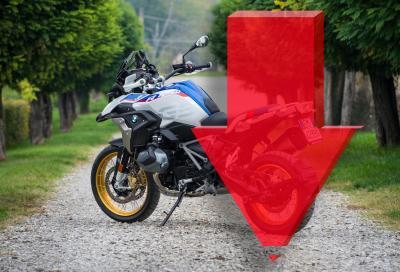 Profondo rosso: crolla il mercato delle due ruote nel mese di marzo
