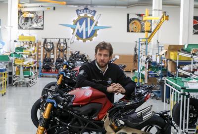 MV Agusta dona una macchina per eseguire tamponi rapidi