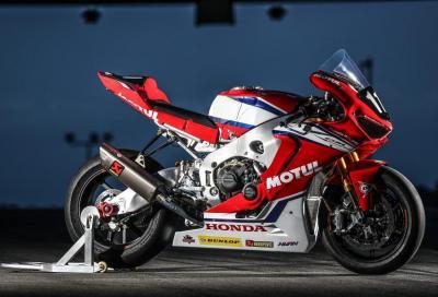 In vendita la Honda CBR1000RR #111 del Mondiale Endurance