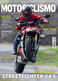 Motociclismo di aprile 2020 è in edicola