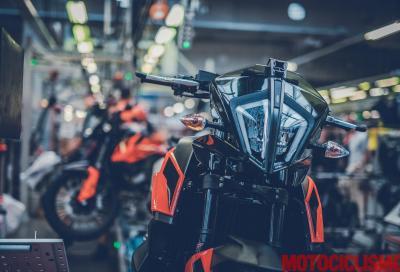 KTM sostiene i rivenditori e non paga i dividendi 2019
