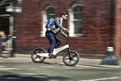 Gocycle G3, e-bike in magnesio senza catena e ingranaggi