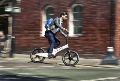 Gocycle G3, e-bike in magnesio senza catena e ingranaggi