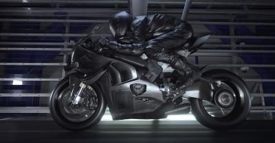 Ducati Superleggera V4: lo studio in galleria del vento