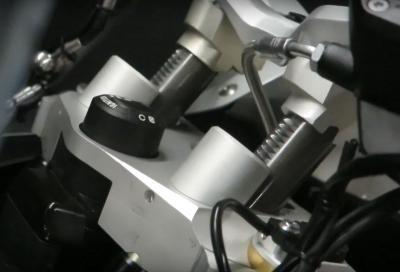 MV Vario, cambia l'assetto premendo un pulsante