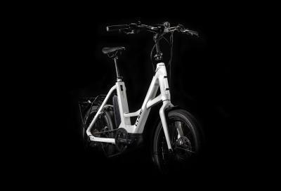 Compact Sport Hybrid, muoversi in città secondo Cube